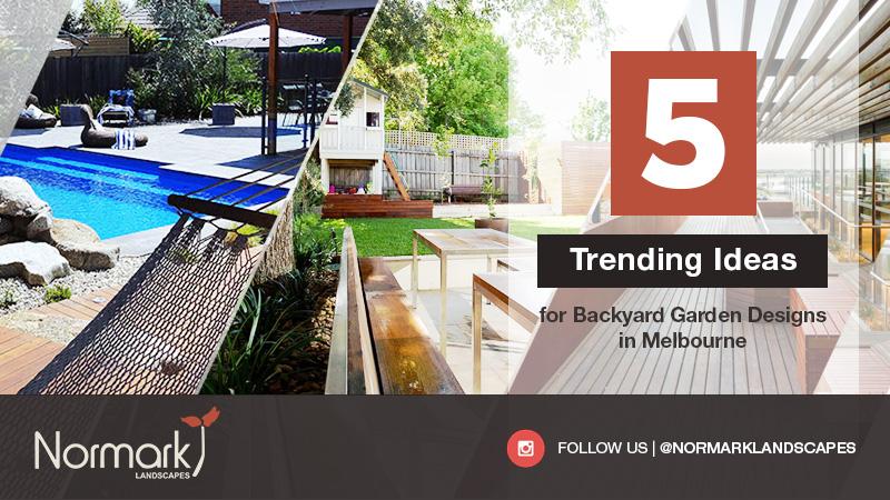 Trendy Backyard Garden design ideas