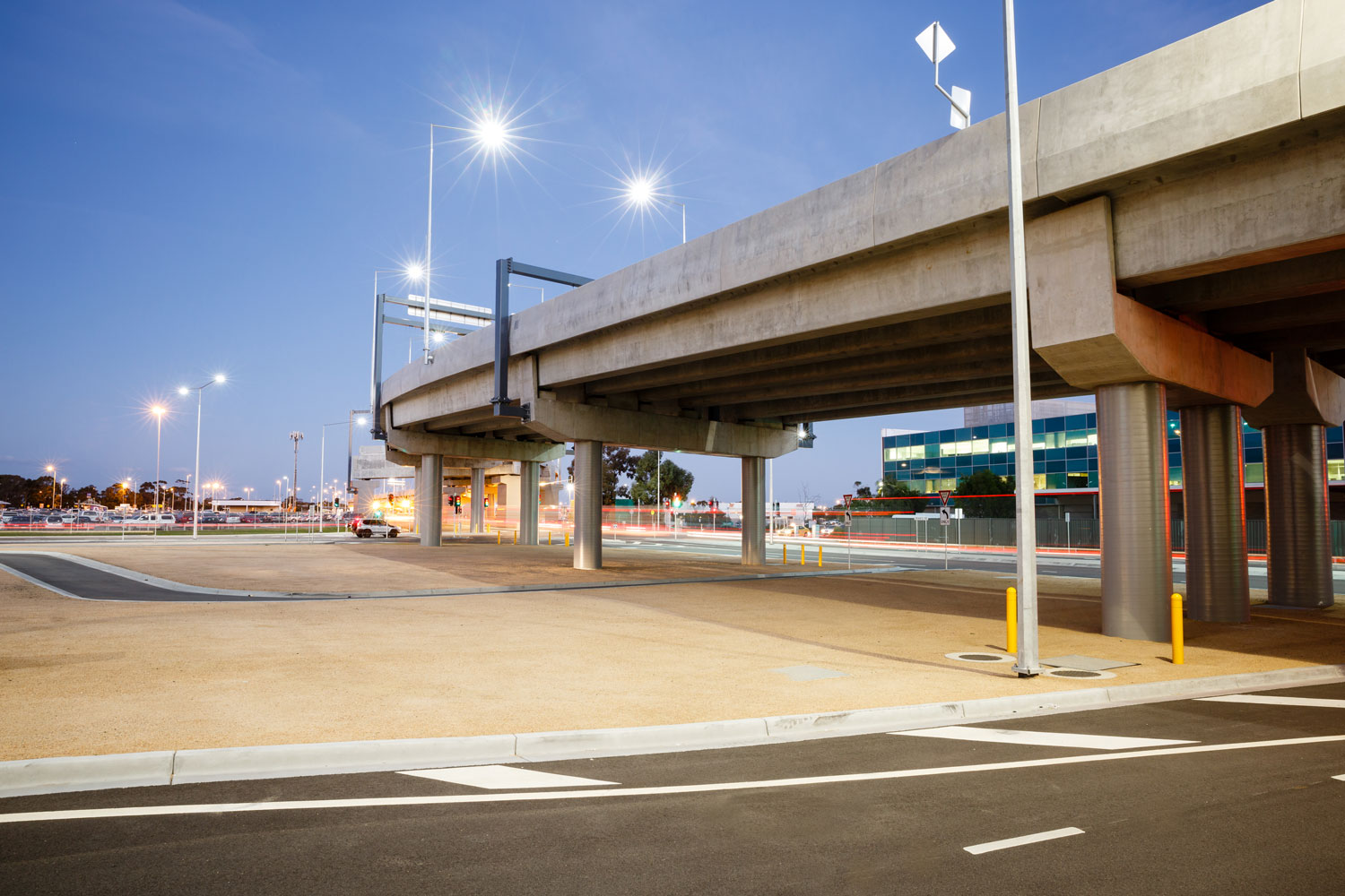 Melbourne Airport Landscaping