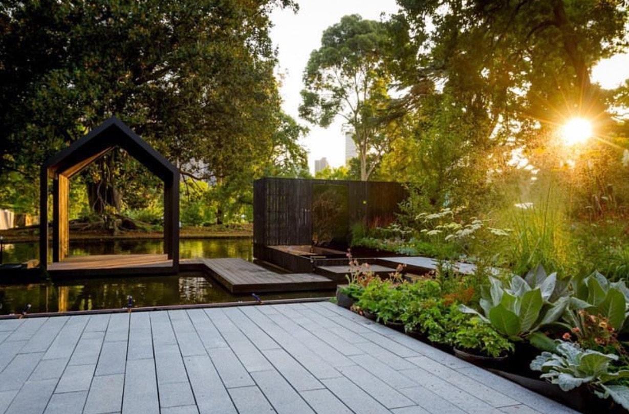 Ian Barker Garden Design