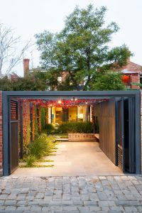 North Melbourne Landscape design