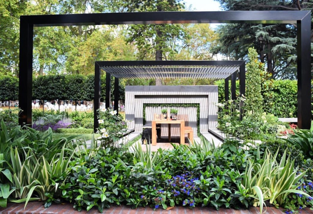 Melbourne international flower garden show 2016 for Garden designs melbourne